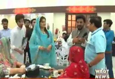 Saadat_E_Ramzan Aftar Transmission (Part 3) 27th Ramzan 23 June 2017