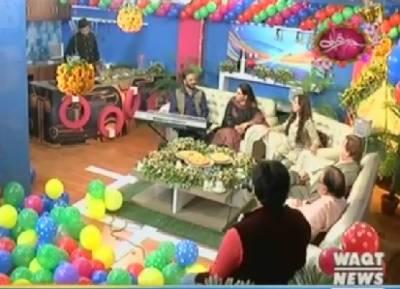 Salam Pakistan Jazba e Qurbani Special (Part 1) 03 September 2017