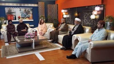 Saadat e Ramazan Sehri Transmission (Part 1) | 20 May 2018