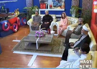 Saadat e Ramazan Sehri Transmission (Part 2) | 20 May 2018