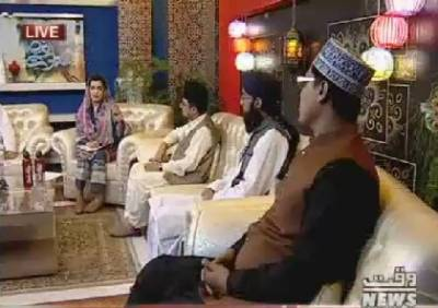 Saadat e Ramazan Iftar Transmission (Part 2) | 20 May 2018