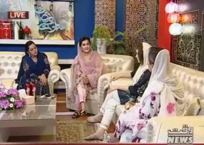 Saadat e Ramazan Iftar Transmission (P 2) | 02 June 2018