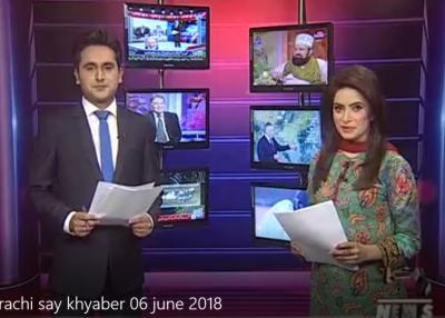 Karachi Say Khyber Tak 06 june 2018