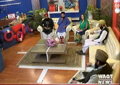 Saadat e Ramazan Sehar Transmission (Part 2) | 08 June 2018