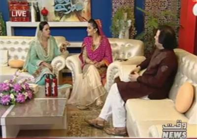 Saadat e Ramazan Iftar Transmission (Part 2) | 15 June 2018