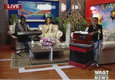 Salam Pakistan 21 Aug 2018 (Part 2)