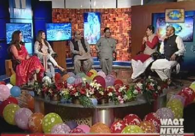 Eid ul Azha 1st Day Special Tranmission with Saleem Bukhari and Shoaib Ud Din